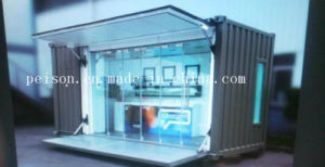 Portable Simple Mobile Prefabricated/Prefab Coffee Bar/House in The Street pictures & photos