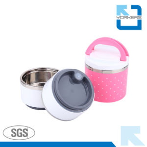 Stainless Steel Bento Lunch Box Food Container for Kids pictures & photos