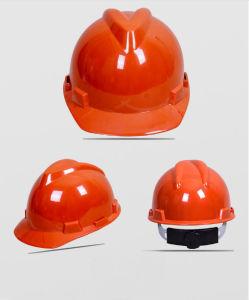 V Model Safety Helmet, Safety Hard Hat, Ce: En397 Helmet Construction Helmet pictures & photos