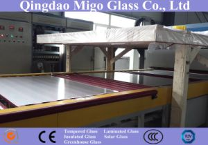 3.2mm 4mm Fully Tempered Solar Glass Plates for Solar Panel and Solar Collector pictures & photos