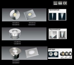 IP67 Outdoor 3W LED Underground Lighting, LED Deck Lights, Inground Light pictures & photos
