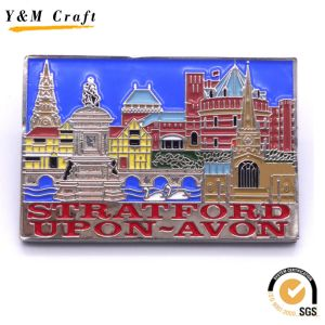 Originality Customized Senvior Metal Fridge Magnet for Gift pictures & photos