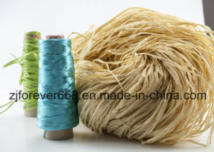 High Quality Colorful Rayon Raffia for Packing