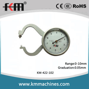 0-10mm Dial Thickness Caliper Gauge Professional Supplier pictures & photos