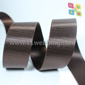 Black and Coffee 1-1/2 Inch Nylon Webbing for Bags Accessory pictures & photos