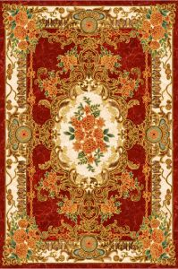 1200*1800mm Carpet Tile with Pattern Design pictures & photos