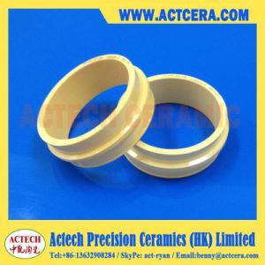 Customized Machining Yellow Zirconia Wire Drawing Ring/Ceramic Capstan