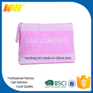 China Professional Bag Factory Produce Canvas Cosmetic Bag Tas Kosmetik Murah pictures & photos