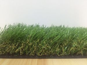 Soft Natural Artificial Landscaping Grass pictures & photos