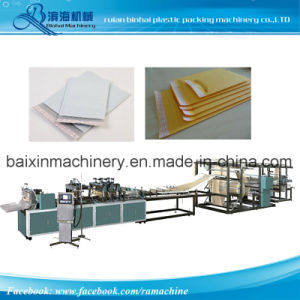 PE Film Air Bubble Envelope Mailer Making Machine pictures & photos