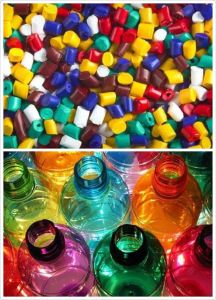 Color Masterbatch for PP Bag Plastic Raw Material LDPE Granules pictures & photos