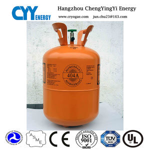 Refrigerant Gas R404A (R134A, R410A, R422D, R507) with Good Quality pictures & photos