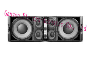 Vtx25, Dual 15 Inch Hot Sale Line Array Loudspeaker, Three Way High Power Speaker pictures & photos