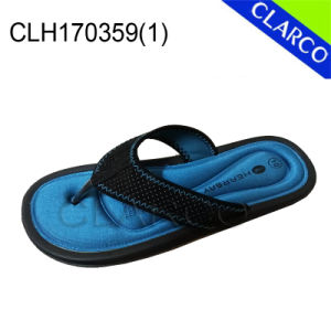 PE Sole Slipper Flip Flop with Memory Insole pictures & photos