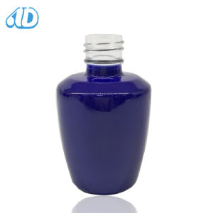 Pet Nail Polish Glass Cosmetic Bottle 10ml pictures & photos