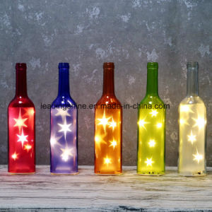 Party Wedding Garden Indoor Decor Gifts LED String Lights Plum Blossom Shape Starlight Bottle pictures & photos