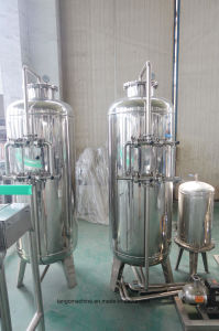 Automatic Reverse Osmosis Drinking Water Treatment System Pet Bottling Filling Plant Machinery Line for 500ml 1500ml 2000ml pictures & photos