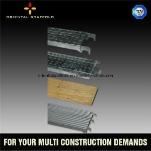 Steel Planks for Tubular Scaffold pictures & photos