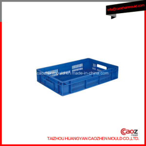Plastic Injection Industrial/Multi Height Crate/Box Molding pictures & photos