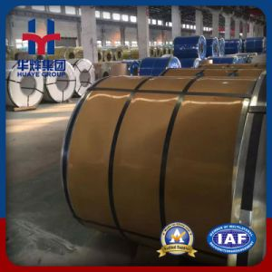 Non Magnitics Sainless Steel Coils Strips Factory Price 201 304 pictures & photos