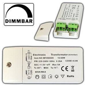 LED 60W AC 12V Dimmer Driver Transformer pictures & photos