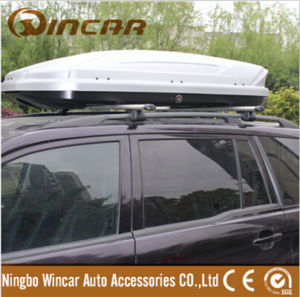 Win36 Silver Roof Box Cargo Carrier Box with Aluminum Oil on Face pictures & photos