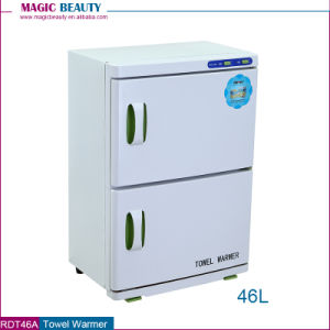 Rtd-46A Beauty Salon UV Towel Sterilizer Cabinet Hot Towel Warmer pictures & photos