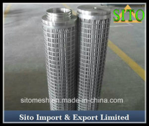 Stainless Steel Wire Mesh Pleated Filter Cartridge pictures & photos