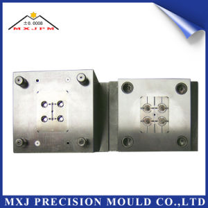 Custom Precision Plastic Connector Car Part Injection Mold pictures & photos