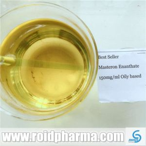 Oil Based Muscle Building Gear Steroids Drostanolone Enanthate Masteron 150mg/Ml pictures & photos