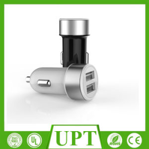 DC12-24V, Output; DC5.0V 5.8A Mobile Car Charger with USB pictures & photos