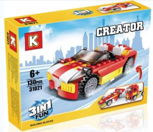 Kids Creative 3 in 1 Building Blocks Toy pictures & photos