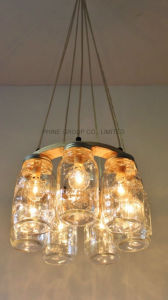 Glass Modern UL Approved Fixture Decoraive Home Hotel Pendant Light pictures & photos
