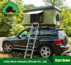 Hot Sale Cozy Large Size Family Tent Hard Shell Roof Top Tent pictures & photos