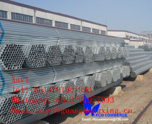 Q195, SPHC, Ss330, Cold Rolled, Steel Pipe, Steel Tube
