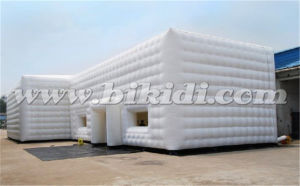 Big Inflatable Tent, Double Layer Bubble Tent K5080 pictures & photos