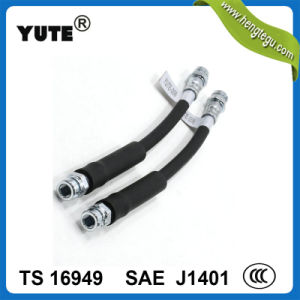 Yute SAE J1401 High Pressure Hydraulic Brake Hose with RoHS pictures & photos