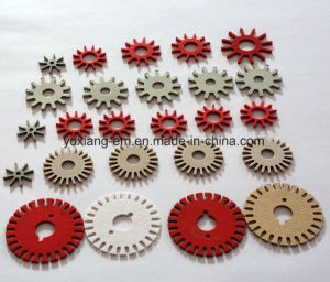 Precision Fiber Paper Stamping Part for Motor Rotor pictures & photos