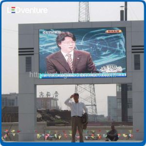 P10 Outdoor Full Front Service Ecran Geant LED pictures & photos
