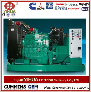 24kw/30kVA Cummins Generator Open Type pictures & photos