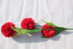 Silk Flower Artificial Flowers Ball Hydrangea Fake Leaf Wedding Party Arrangements Decoration pictures & photos