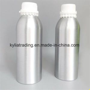 1000ml Silver Essential Oil Bottle with Competitive Price Aeob-6 pictures & photos