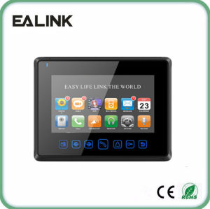 Color Video Door Phone with Memory Home Security Intercom pictures & photos