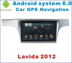 Android System 6.0 Car DVD Player for Lavida 2012 with Car GPS Navigation pictures & photos