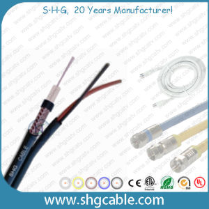 Mil-C-17 Coaxial Cable Kx6+2 Power Siamese pictures & photos