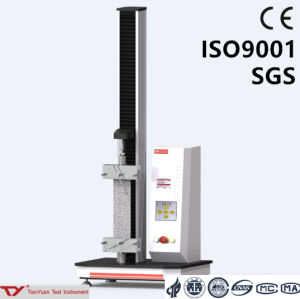 Ty8000 Electronic Universal Testing Machine 5kn Single Column (servo motor) pictures & photos