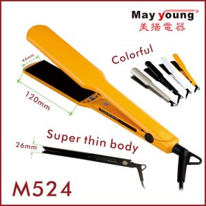 Best Seller Super Long Wide Plate Hair Straightener Hair Flat Iron pictures & photos
