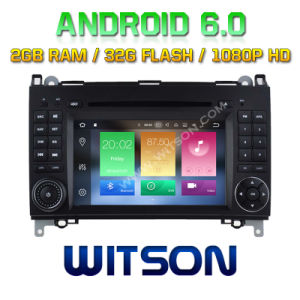 Witson Octa-Core (Eight Core) Android 6.0 Car DVD Mercedes-Benz a/B Class 2g ROM 1080P Touch Screen 32GB ROM pictures & photos