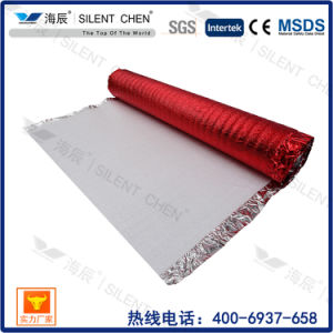 EPE Carpet Pad with Aluminium Foil Lamination pictures & photos