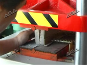 Hydraulic Stone Cutting Machine Pressing Granite/Marble Pavers (P80) pictures & photos